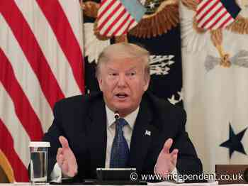 Coronavirus: Trump says it's 'badge of honour' for US to lead world in Covid-19 cases