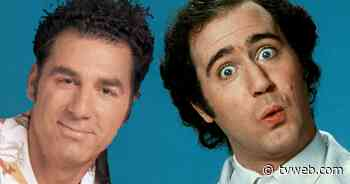 Jerry Seinfeld Thinks Andy Kaufman Could Have Pulled Off Playing Kramer - TVweb