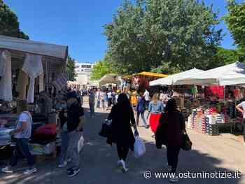 Riparte il mercato del sabato, ecco quanto accaduto ad Ostuni. Il Video Servizio - Ostuni Notizie