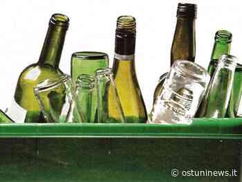 Igiene urbana, raccolta del vetro: conferimento consentito solo nei contenitori - Ostuni News