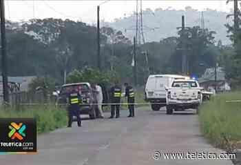 Joven de 24 años asesinado de varios disparos en Ciudad Quesada de San Carlos - Teletica