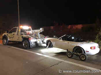 Illegal street racing hits Vancouver as activity spills over from Portland - The Columbian