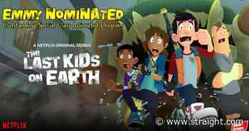 Vancouver-produced Netflix show The Last Kids on Earth scores Daytime Emmy nomination - Straight.com
