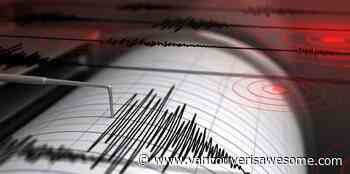 Magnitude 4.9 earthquake strikes off the coast of B.C. - Vancouver Is Awesome