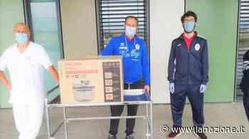 Avis Volley Pistoia, una stampante per la Pediatria dell'Ospedale San Jacopo - LA NAZIONE