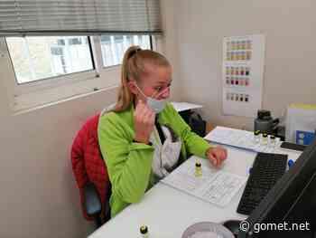 Technicoflor (Allauch) résiste grâce au gel hydroalcoolique - Gomet'