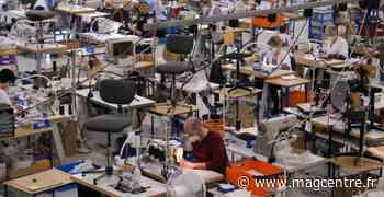 Tours Métropole : fabrication de 400 000 masques à Saint-Avertin - Mag'Centre