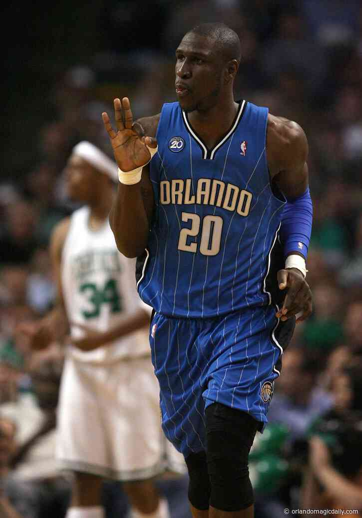 2009 Orlando Magic were a picture of calm in dispatching the champs