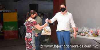 Otorgan despensas para desempleados en Jojutla - La Jornada Morelos