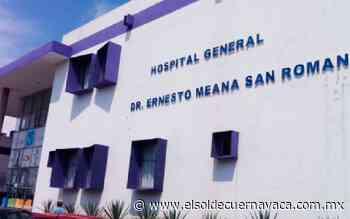 Muere otra enfermera por Covid-19 en el hospital de Jojutla - El Sol de Cuernavaca