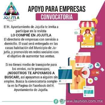 Ponen en marcha en Jojutla programa de entrega de productos a domicilio - Unión de Morelos