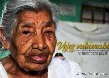 A sus 85 años, Rosario pasa la cuarentena en una casa a punto de caer - La Silla Rota