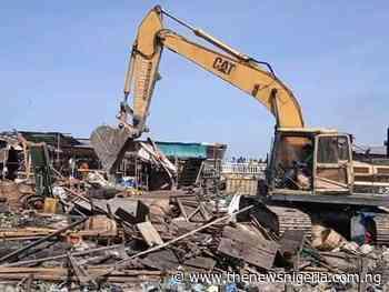 Controversies as Bayelsa Govt demolishes market in Yenagoa - The News