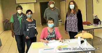 Deux mille cinq cents masques distribués en quatre jours - Le Télégramme