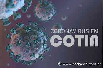 Número de infectados pelo covid-19 chega a 577 em Cotia - Cotia e Cia