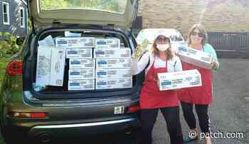 Huge donation for Saint Boniface Outreach - Long Island, NY Patch - Patch.com