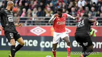 Football (Ligue 1). Rennes et Nice suivent de près le buteur du Stade de Reims, Boulaye Dia - L'Union