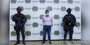 Capturan en Falan a presunto cabecilla de redes de narcotráfico solicitado por Interpol - El Nuevo Dia (Colombia)