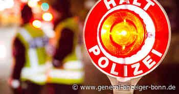 Meckenheim: Polizei stoppt Trunkenheitsfahrt eines 46-Jährigen - 1,6 Promille - General-Anzeiger