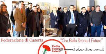 IL PSI CASERTA AL FIANCO DEI LAVORATORI DELLA JABIL Circuit di Marcianise - TeleradioNews