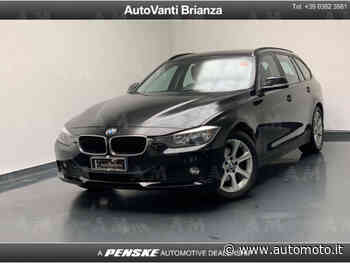 Vendo BMW Serie 3 Touring 320d Business aut. usata a Desio, Monza e Brianza (codice 7525657) - Automoto.it