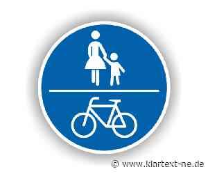 Dormagen – Neuer Rad- /Gehweg von und nach Nievenheim kann ab sofort genutzt werden - Klartext-NE.de