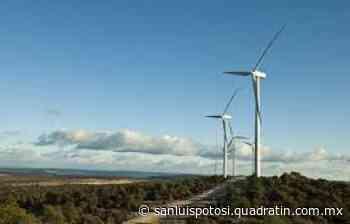 Nuevas reglas para sector eléctrico afectarían parque eólico en Charcas - Quadratín - Quadratín San Luis