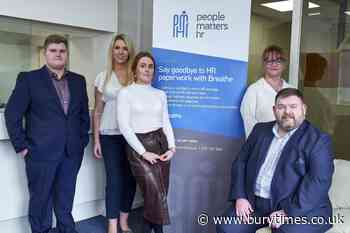 New partnerships matter for Bury HR experts