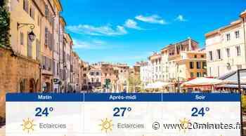 Météo Aix-en-Provence: Prévisions du samedi 23 mai 2020 - 20minutes.fr