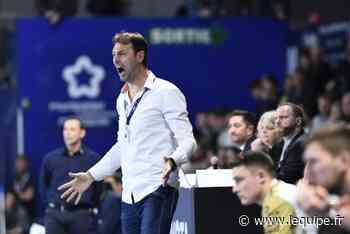 Jérôme Fernandez (Aix-en-Provence) : « Pour l'instant, je suis toujours l'entraîneur » - Hand - Lidl Starligue - PAUC - L'Équipe.fr