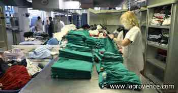 Aix-en-Provence : la blanchisserie hospitalière, une machine qui tourne - La Provence