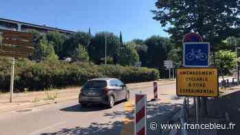 """Déconfinement : Aix-en-Provence """"efface"""" une partie des voies cyclables provisoires - France Bleu"""