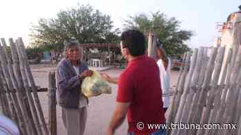 El Banco de Alimentos Comunitario Indígena de Huatabampo entra en apoyo de las familias - TRIBUNA