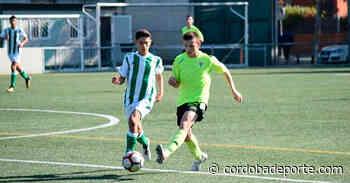 El juvenil Diego Moreno se escapa al Real Valladolid - Cordobadeporte.com