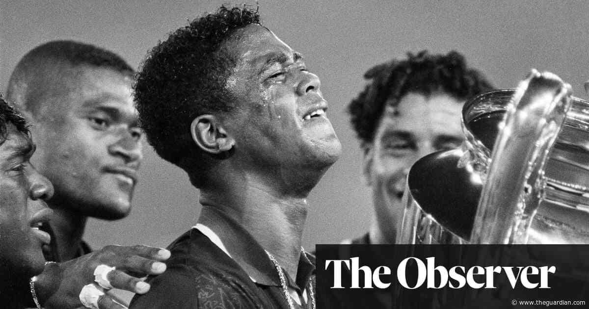 'A volcano that exploded': the '95 Ajax side that changed European football