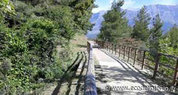 Castrovillari, chiude per manutenzione la pista ciclabile che collega a Morano - Ecodellojonio