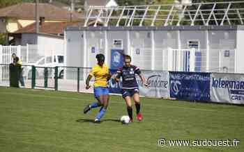 """Football féminin à Bergerac : """"L'année a été difficile"""" - Sud Ouest"""