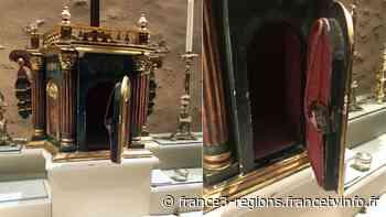 Bergerac : le tabernacle de l'église Saint-Jean des Cordeliers profané, et les hosties volées - France 3 Régions