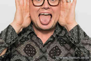 Alan Carr on his failed first kiss and having 'amazing' Adele on speed dial - The Sun