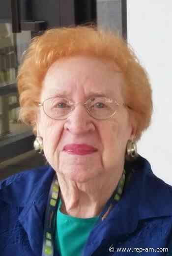 Adele Verrier - Waterbury Republican American