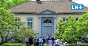 Heiraten auf der Baustelle: Lübecks Standesamt wird saniert