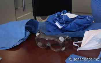 Cien empresas de vestido en Guanajuato sobreviven fabricando equipo médico - Zona Franca