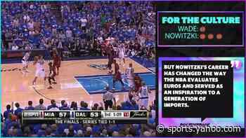 Whose NBA career is better? Dwyane Wade vs. Dirk Nowitzki - Yahoo Sports