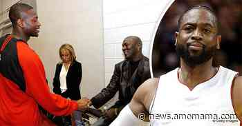 Dwyane Wade Says Michael Jordan Made Him What He Is Today in a Touching Post - AmoMama