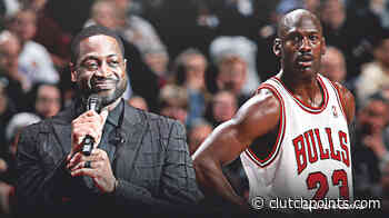 Dwyane Wade speaks out on Michael Jordan's impact on his life - ClutchPoints