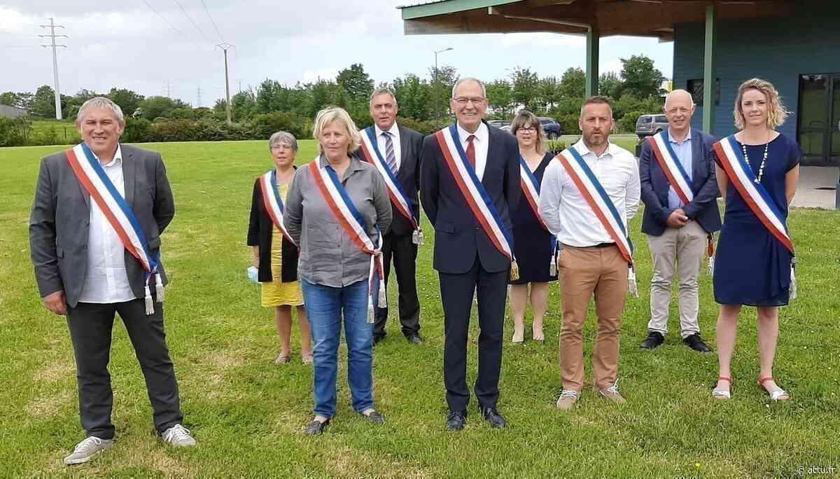 Dives-sur-Mer : le maire, les adjoints et l'ensemble du conseil municipal ont été installés - Normandie Actu