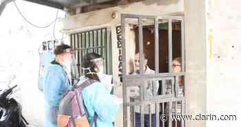 Coronavirus en Morón: tras el primer positivo en el barrio Carlos Gardel, hicieron controles y descartaron nuevos casos - Clarín