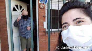 Voluntarios en Morón: ya son 400 y asisten a los vecinos » Anticipos - Diario Anticipos