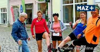 Nach Laufabsage - Sieben Läufer trotzen dem Corona-Verbot des Heidelaufes in Wittstock - Märkische Allgemeine