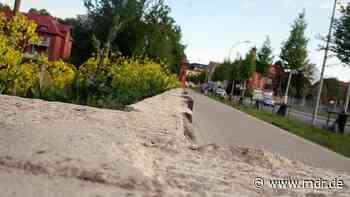 Bad Langensalza: Klage wegen Abriss von denkmalgeschützter Mauer - MDR